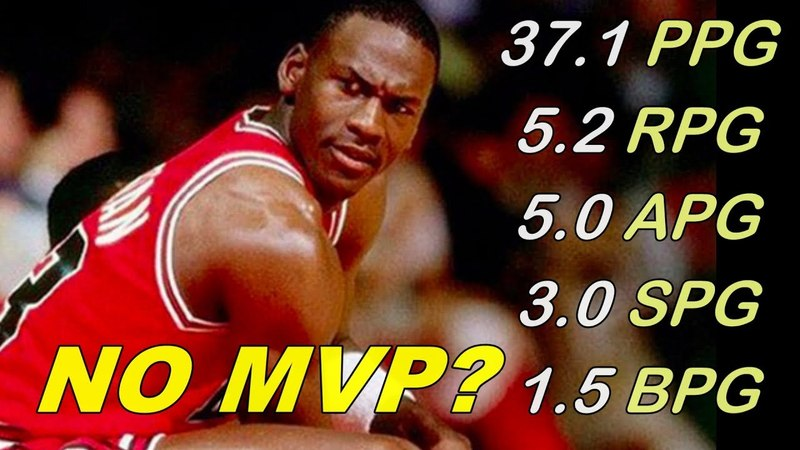 Michael Jordans Stolen 1986-87 Season MVP Award! Sorry Magic But..