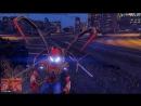ScortyShow ЖЕЛЕЗНЫЙ ЧЕЛОВЕК ПАУК ПРОТИВ ВЕНОМА МСТИТЕЛИ В ГТА 5 МОДЫ! ОБЗОР МОДА GTA 5 видео игра для детей