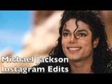 Michael Jackson Instagram Edits