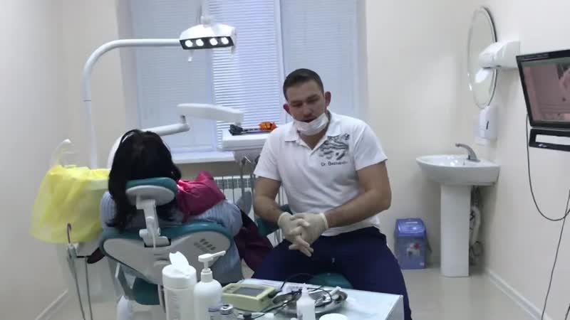 Врач 👨🏼⚕️ стоматолог Денис Бажанов ♦️