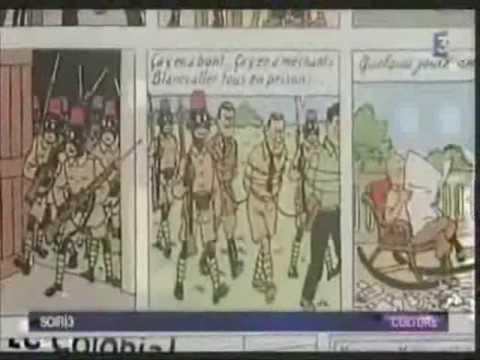Tintin au Congo la BD raciste qui sera retirée des ventes