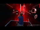 Beat Saber Sith Legend Expert Kylo Ren two handed sword style