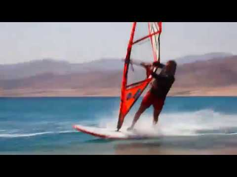 Windsurfing Freestyle in Dahab 2018