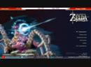 The Legend of Zelda breath of the wild : walkthrough first time 1 Прохождение в первый раз