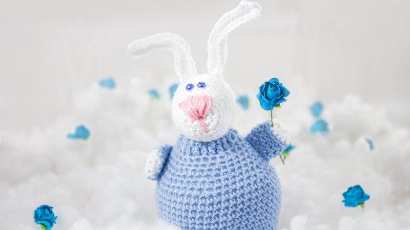 Crochet Tutorial Fat Bunny