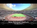 Future Japanese Stadiums