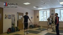 Техника в ТА. ЗАХАРОВ / Урок-3. Рывок / 05.01.2017