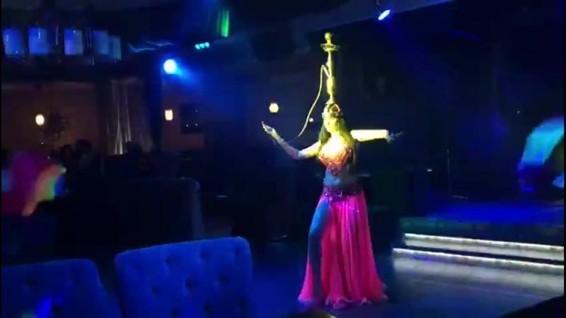 Аксессуар для шоу - кальян - Shisha show acessory