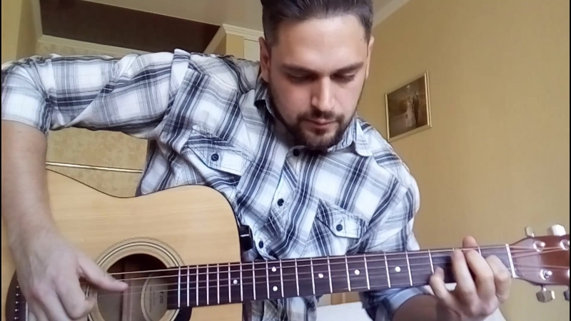 Paul Davids fingerstyle blues