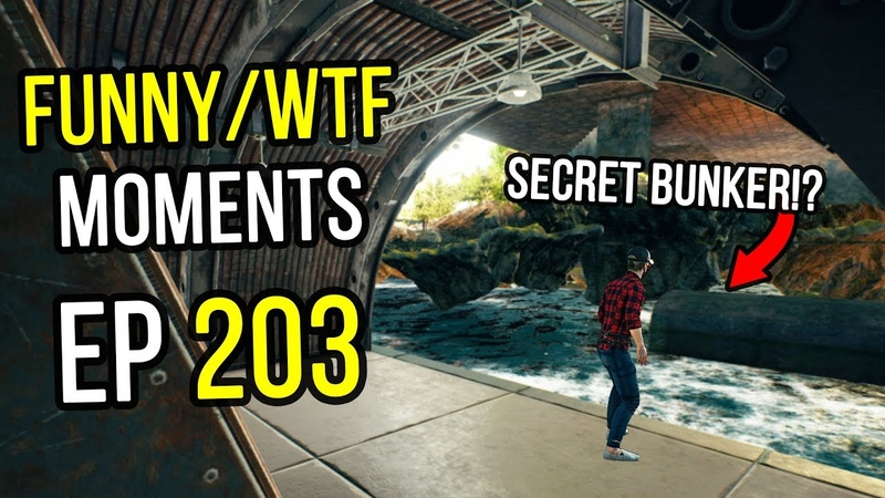 PUBG: Funny WTF Moments Ep. 203