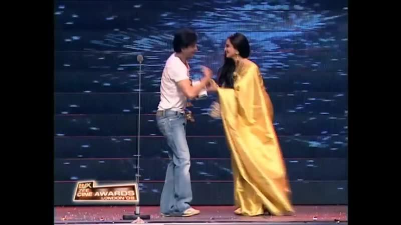 ZCA 2008 Best Actor Male Shah Rukh Khan
