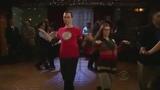 The Big Bang Theory - Sheldon dancing with Amy
