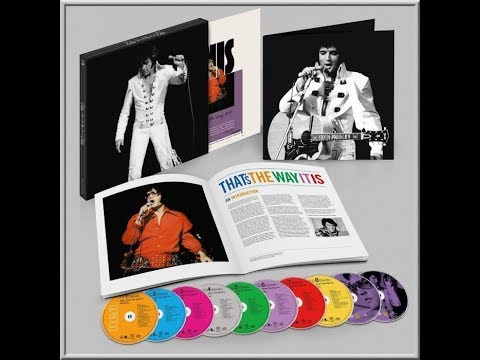 269 Les inédits d'Elvis Presley by JMD, SPECIAL REPETITIONS THAT'S THE WAY IT IS, épisode 269 !