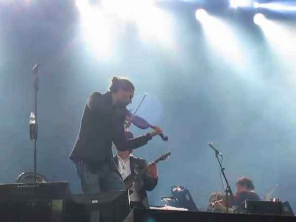 David Garrett - Thunderstruck - Bad Segeberg - 18.05.13