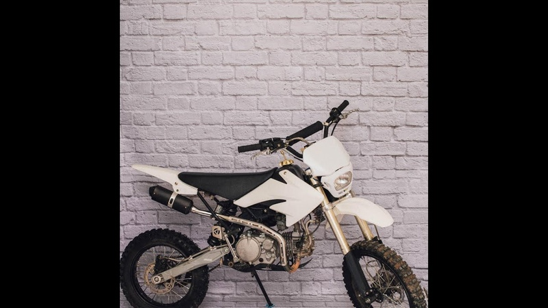 Ремонт вилки на питбайке Upbeat 150cc