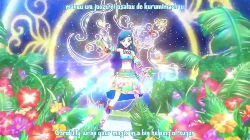 HD アイカツ! 風沢そら ~ Aikatsu! - Kazesawa Sora - Kira・pata・shining (Eng Sub)