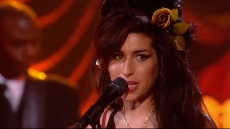 Amy Winehouse - You Know I'm No Good/Rehab/Addicted (Pre-Grammy's 2008)