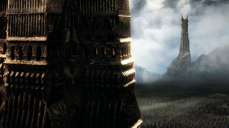 10 лучших фильмов похожих на Властелин колец Две крепости 2002
