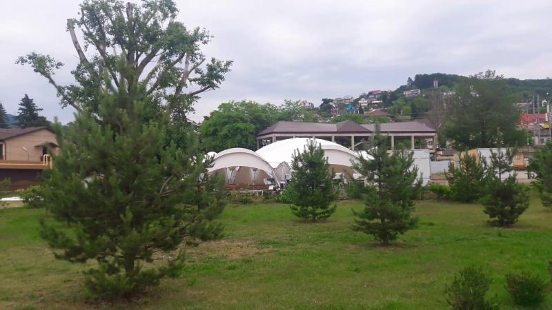 Замечательный отель в Лазаревском
