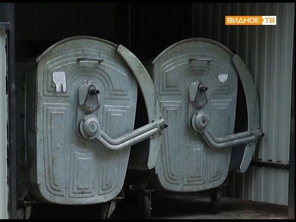 Разделяем мусор внедрение новой системы сбора мусора в Ленинском районе