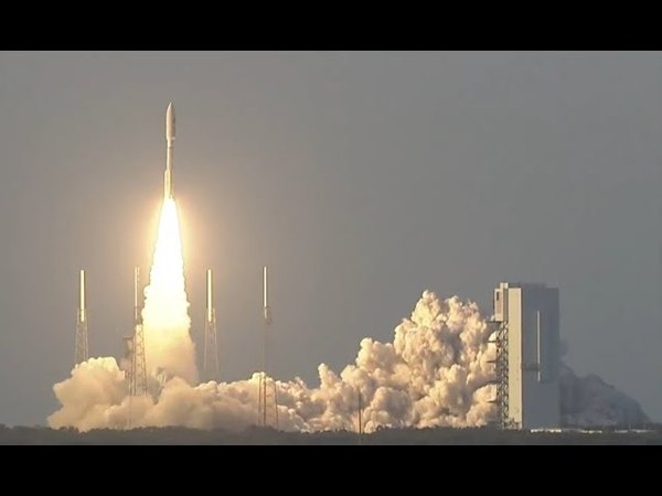 Strongest Atlas V Rocket Launches AFSPC-11 (CBAS EAGLE)