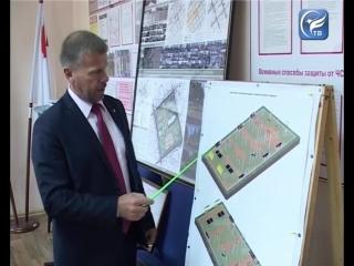 Глава Кадникова Михаил Корзников презентовал проект по благоустройству Александровского парка