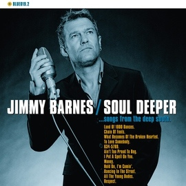 Jimmy Barnes альбом Soul Deeper
