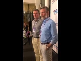 Посол Швеции в РФ Петер Эриксон и посол Австралии в РФ Петер Теш высоко оценили работу Общественного штаба