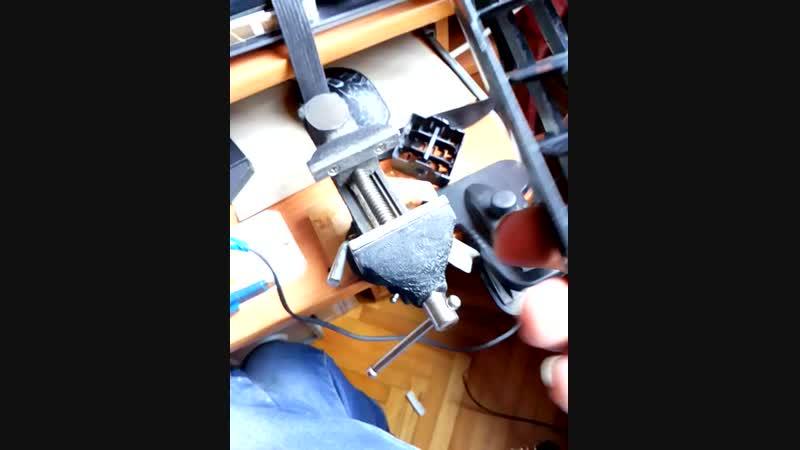 дриставрация дефлекторов печки 2141 в домашних условиях