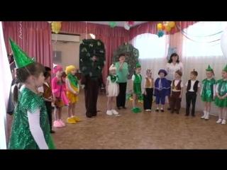 Детский сад №89 ОАО «РЖД» Экологическая сказка «Спасение старого дуба»