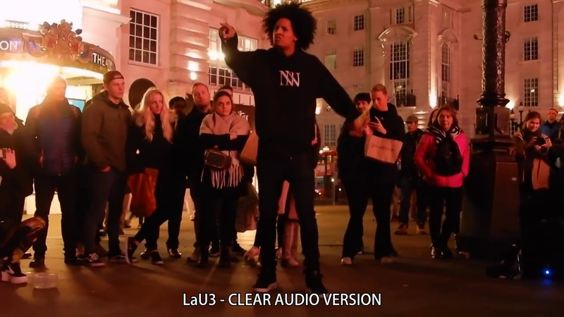 Larry (Les Twins) - YEBBA - My Mind (CLEAR AUDIO)