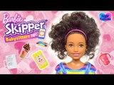 Новая Скиппер няня (Skipper Babysitters inc.) распаковка и обзор + история возврата другой Скиппер