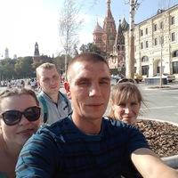 Анкета Сергей Каляганов