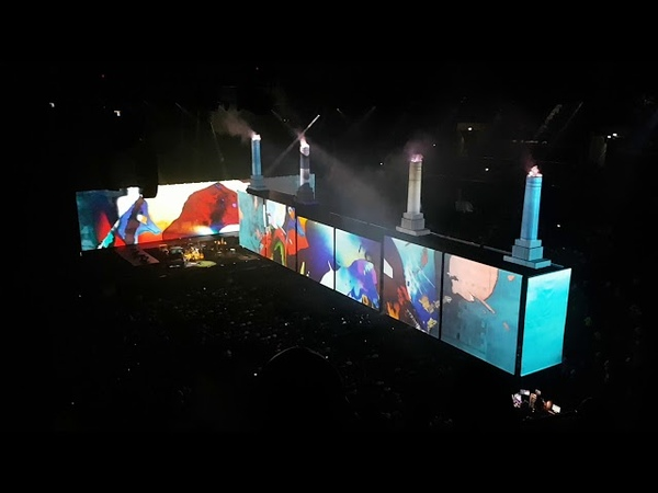 Roger Waters Dogs Live Glasgow Hydro 29th June 2018