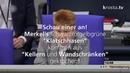 AfD hält Bundestag auf Trap - 319 Klatschhasen mussten aus Kellern und Wandschränken geholt werden