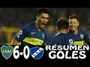 Boca vs Alvarado -(6-0)- RESUMEN Y GOLES - Copa Argentina
