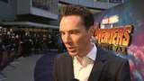 Avengers Infinity War International Tours and Fan Events U.K. Benedict Cumberbatch -