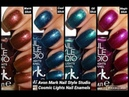 Avon Mark Nail Enamels - Cool Slick, Magic Slick, Oil Slick, Warm Slick