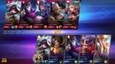 Mobile Legends Bang Bang Level 10 اساطير الحرب