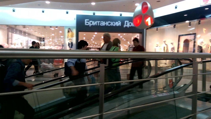Ашан Сокольники