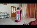 Восточный танец Валентины