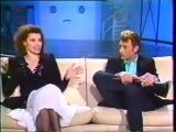 Фанни Ардан Fanny Ardant et Johnny Hallyday - pour la sortie de Conseil de famille (1986)