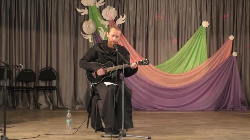 Алексей Савенков - выступление на акустик-фесте ДЕТИ ОСЕНИ-2017