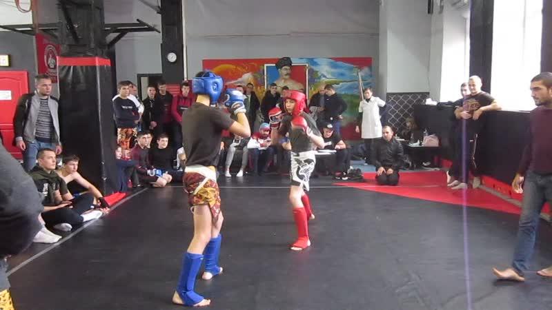 Победа Ермолина Дениса в финале Турнира по Панкратиону НОВЫЙ ПОТОК