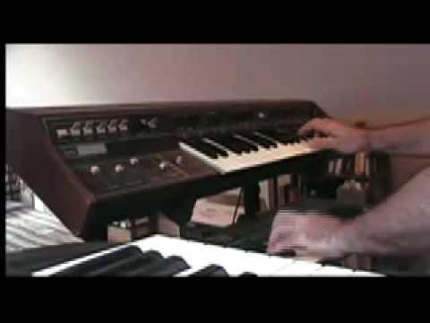 Genesis Riding the Scree ARP Pro Soloist