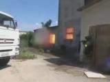 Взрывные учения нацгвардии РФ в Крыму
