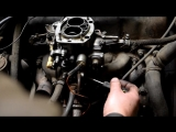 Регулируем карбюратор ДААЗ-2107 1107010-20