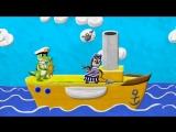 Уроки от Пинги и Кроки Эпизод 58 - Капитан