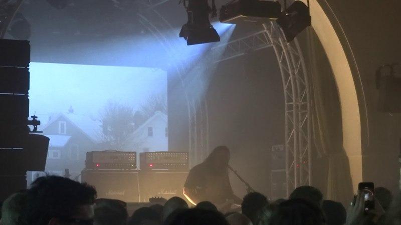 Planning For Burial - Oh Pennsylvania, Your Black Clouds Hang Low @ Roadburn Festival - Tilburg - 20/04/2018