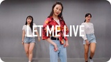 Let Me Live - Rudimental &amp Major Lazer Tina Boo Choreography